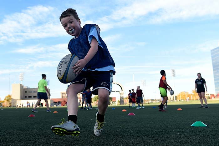 Fall After-School Rugby at Infinity Park
