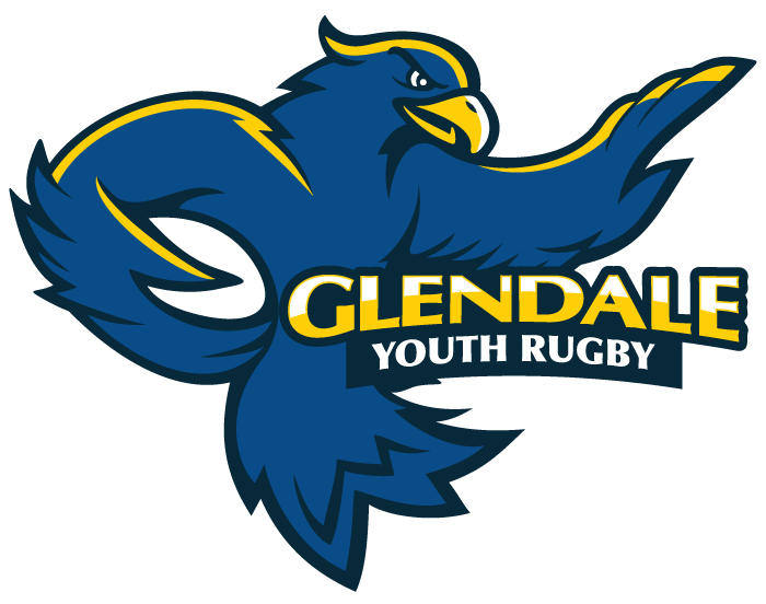 Glendale Youth Rugby Logo