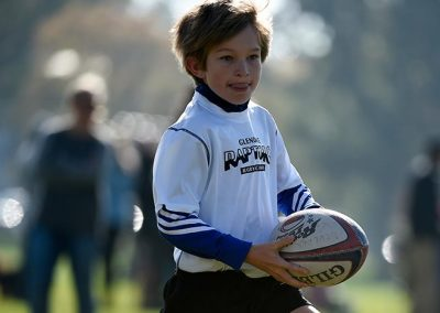 Raptors u10 Try Rugby Game