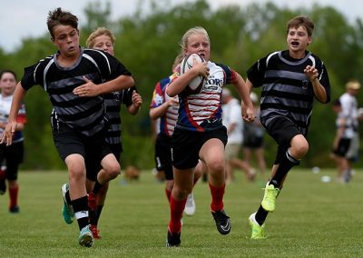 U12 Try League