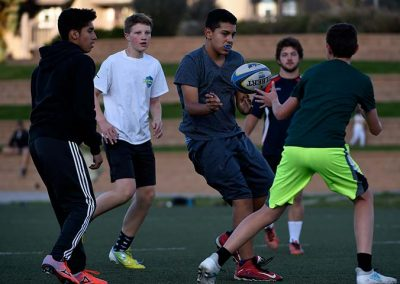 Fall Try Rugby