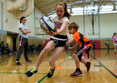 Winter Indoor Rugby