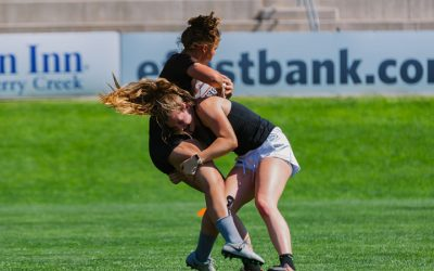 Seventh annual Girls Rugby Camp a Big Hit