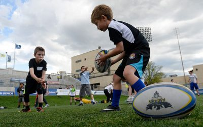 Rugby Skills Clinics can foster better youth athletes