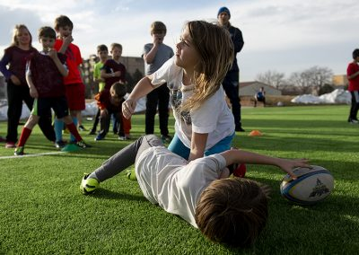 Glendale Afterschool Youth Rugby Program