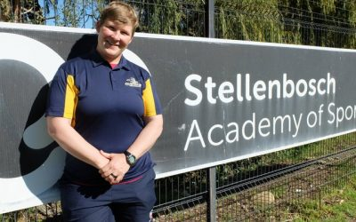 Youth Rugby Coordinator Jamie Burke Attends World Rugby High Performance Academy in Stellenbosch