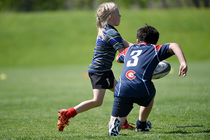 Fall Youth Rugby