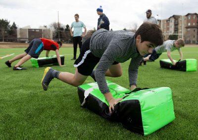 Glendale Spring After School Rugby Program