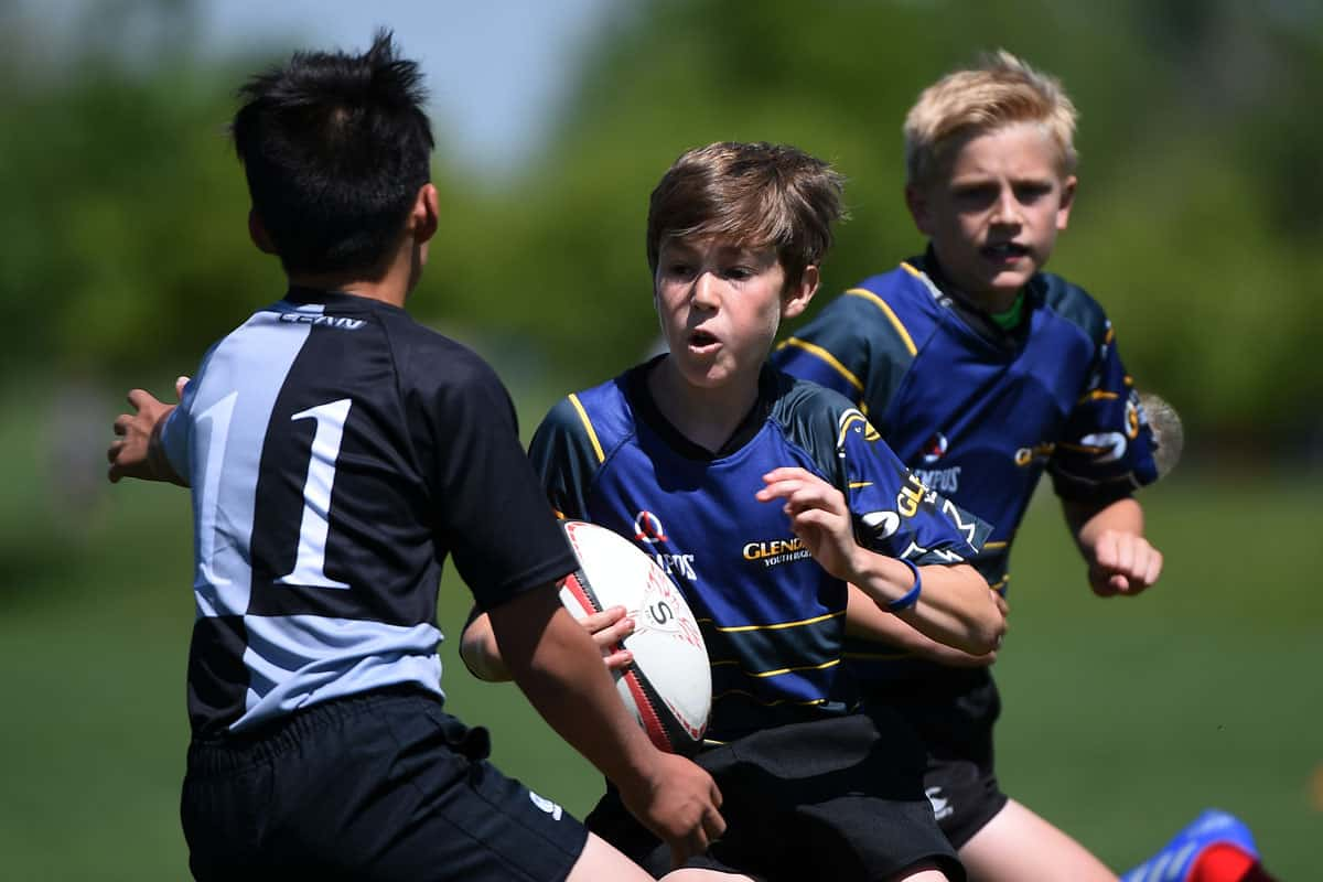 Spring After School Rugby